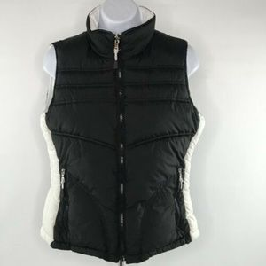 Big Chill Womens Vest Reversible Puffer Size S